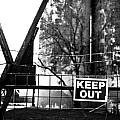 Keep Out by Melinda Ledsome