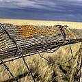 Keep The Gate Post Steady by Scott Carlton