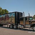 Keep Those Wheels A Truckin by Dale Powell