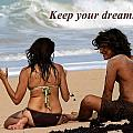 Keep Your Dreams Alive by Pharaoh Martin