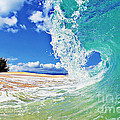Keiki Beach Wave by Paul Topp