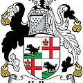 Kellett Coat Of Arms Irish by Heraldry