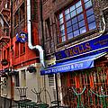 Kells Irish Restaurant And Pub - Seattle Washington by David Patterson