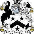 Kemble Coat Of Arms Irish by Heraldry