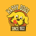 Ken L Ration - Happy Dogs by Brand A