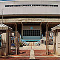 Kenan Memorial Stadium - Gate 6 by Paulette B Wright