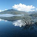 Kennedy Lake by Frank Townsley