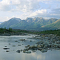 Kennicott River Wrangell St Elias by Panoramic Images