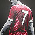 Kenny Dalglish - Liverpool Fc 2 by Geo Thomson