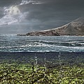 Kenorland Prehistoric Landscape, Artwork by Science Photo Library
