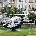 Kent Air Ambulance by David Fowler