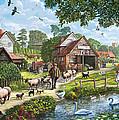 Kentish Farmer by Steve Crisp