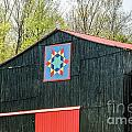Kentucky Barn Quilt - 2 by Mary Carol Story