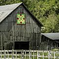 Kentucky Barn Quilt - 3 by Mary Carol Story