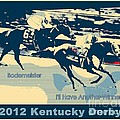 Kentucky Derby Champion by RJ Aguilar
