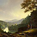 Kentucky Landscape 1832 by Mountain Dreams