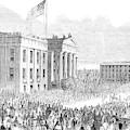 Kentucky Louisville, 1861 by Granger