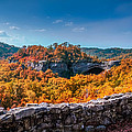 Kentucky - Natural Arch Scenic Area by Ron Pate