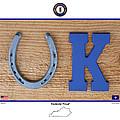 Kentucky Proud by Roger Potts
