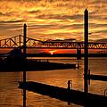 Kentucky Sunset by Deborah Klubertanz
