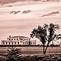 Kentucky - United States Bullion Depository Fort Knox by Ron Pate