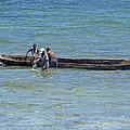 Kenyan Fishermen by Tony Murtagh