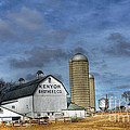 Kenyon Brothers Dairy by David Bearden