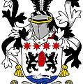 Keon Coat Of Arms Irish by Heraldry
