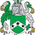Ker Coat Of Arms Irish by Heraldry