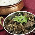 Kerala Mutton Liver Fry Horizontal by Paul Cowan
