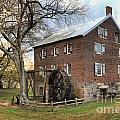 Kerr Grist Mill by Adam Jewell