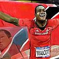 Keshorn Walcott by Vannetta Ferguson