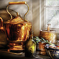 Kettle - Cherished Memories by Mike Savad