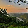 Kettle Creek Vista by Scott Hafer