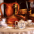 Kettle -  Have Some Tea - Chinese Tea Set by Mike Savad