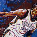 Kevin Durant by Maria Arango