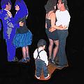 Kevin Howard's Wedding Dancers Tucson Arizona 1990-2012 by David Lee Guss