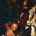 Kewpie's Bad Dream by Wayne Sherriff