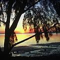 Key Biscayne Sunset by Allen Beatty