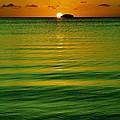 Key Largo Sundown by Benjamin Yeager