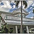 Key West Dreaming by Joan  Minchak
