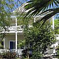 Key West House by Bob Slitzan