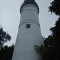 Key West Lighthouse by Robert Nickologianis