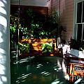 Key West Porch by Susanne Van Hulst