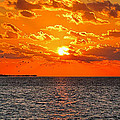 Key West Sunset 11 by Bob Slitzan