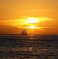 Key West Sunset by Katherine White
