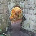 Keyhole Postern Gate