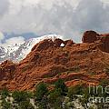 Keyhole To Pikes Peak by Steve Krull