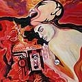 Keyhole by Yelena Tylkina