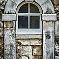 Keystone Window by Heather Applegate